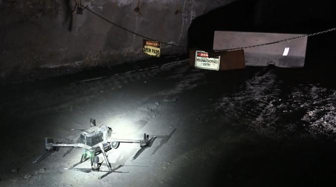 Drone DJI Matrice 300 é usado para mapear duas minas na Austrália