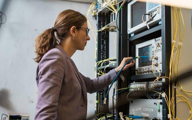 178 terabits por segundo é o novo recorde mundial de velocidade da internet