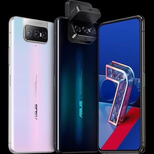 ASUS Zenfone 7 e Zenfone 7 Pro chegam com câmera giratória tripla e tela de 90Hz