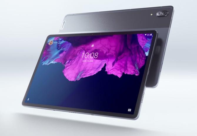 Novo tablet Lenovo Tab P11 Pro tem tela OLED de 11,5 polegadas