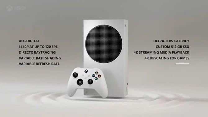 Microsoft anuncia o Xbox Series S por US$ 299 - SSD e 1440p a até 120fps