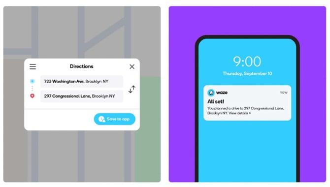 Waze agora permite planejar rotas na Web e salvá-las no smartphone