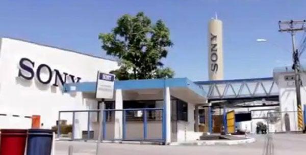 Sony vai fechar fábrica em Manaus, depois de atuar por 48 anos