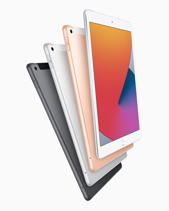 Apple anuncia o iPad de 8ª geração com chip A12 Bionic