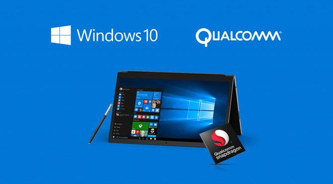 Qualcomm e Microsoft colaboram para expandir o App Assure para PCs com Windows 10 ARM