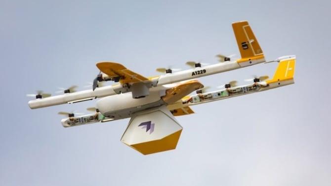 Serviço de entregas com drones Wing será expandido para novas localidades na Austrália