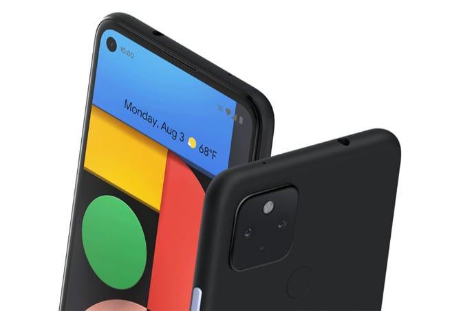 Google anuncia os smartphones Pixel 5 e Pixel 4a com conectividade 5G
