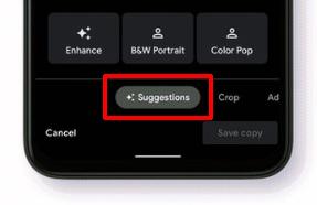 Google Fotos para Android ganha editor com interface redesenhada