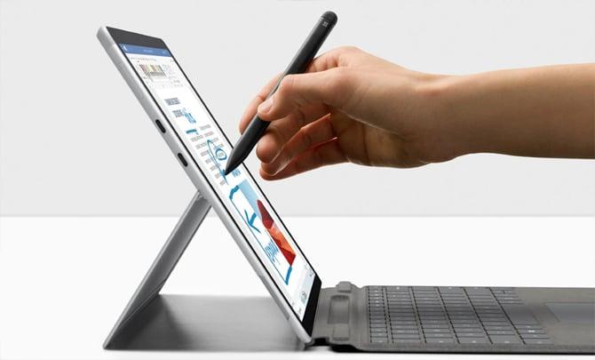 Microsoft anuncia o Surface Laptop Go e uma versão atualizada do Surface Pro X