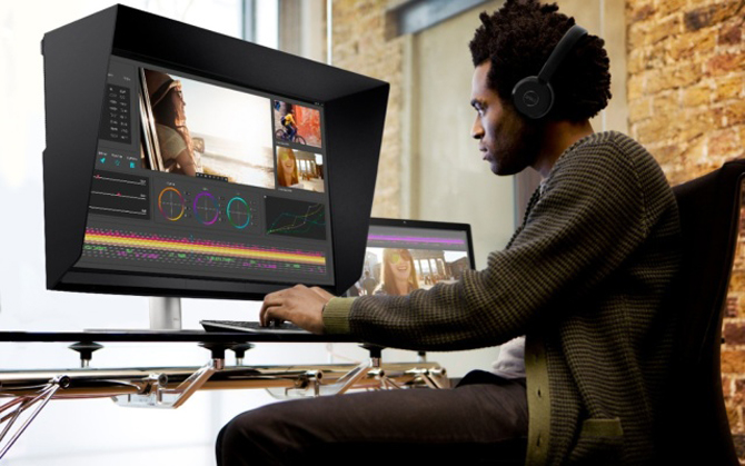 Primeiro monitor mini-LED da Dell é voltado para profissionais e custa US$ 5.000