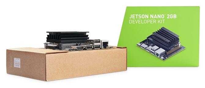 NVIDIA anuncia o kit Jetson Nano 2GB para estudantes e entusiastas de robótica