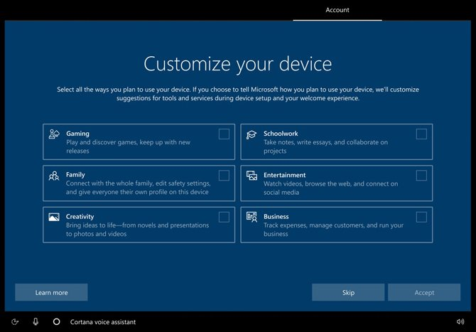 Microsoft disponibiliza ISOs do Windows 10 build 20231