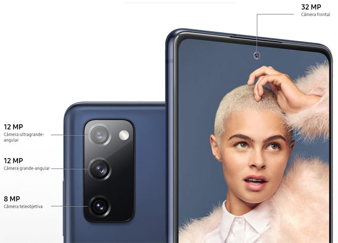 Samsung divulga vídeo de unboxing do Galaxy S20 FE