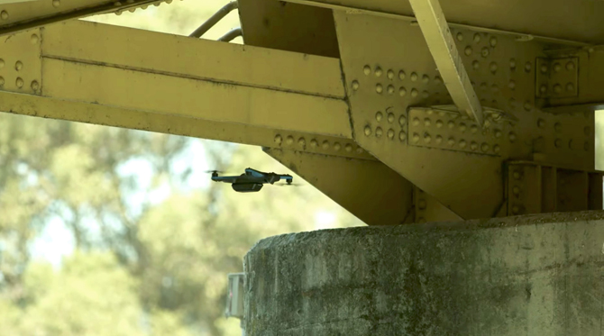 Skydio recebe autorização da FAA para realizar inspeções de pontes com drones nos EUA