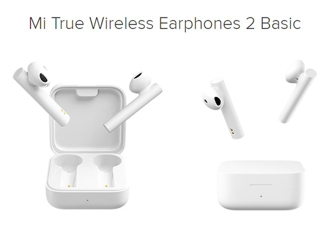 Xiaomi Mi True Wireless Earphones 2 Basic deve ser lançado em breve na Índia