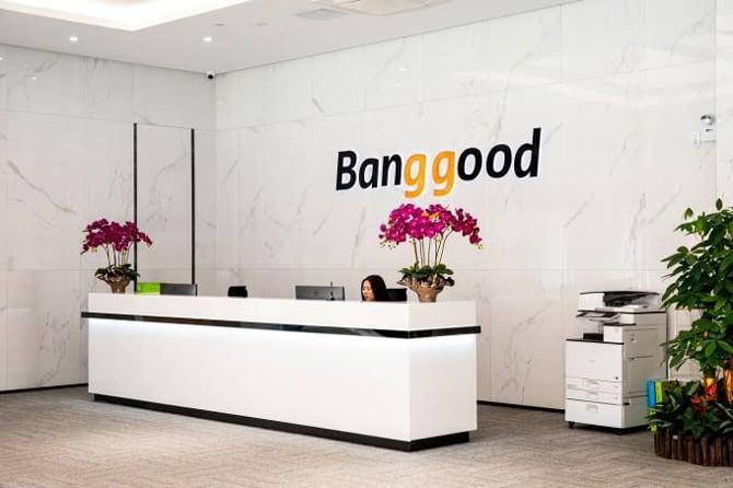 Banggood planeja entregar produtos no Brasil com prazo de uma semana