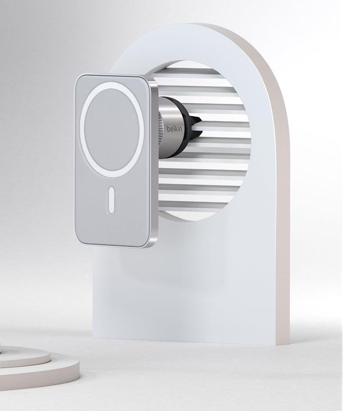 Belkin anuncia seus acessórios MagSafe para iPhone 12