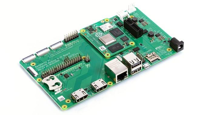 Raspberry Pi Compute Module 4 já está disponível com preços a partir de US$ 25