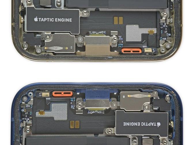 Desmontagem do iPhone 12 e iPhone 12 Pro revela design modular com peças intercambiáveis