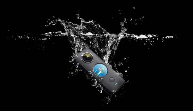 Insta360 lança câmera ONE X2 com tela sensível ao toque