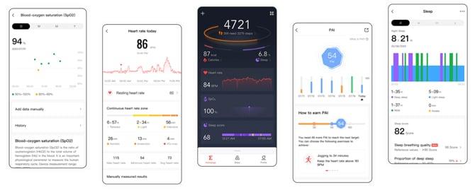 Smartwatches Amazfit GTR 2 e GTS 2 têm lançamento global confirmado