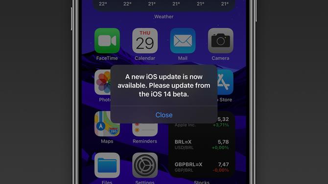 Nova versão de testes do iOS 14.2 traz a correção para um bug com as notificações