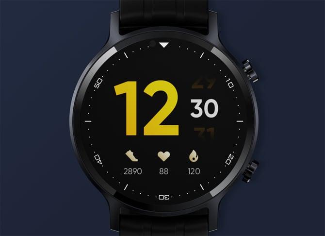 Novo smartwatch Realme Watch S traz tela com ajuste automático de brilho