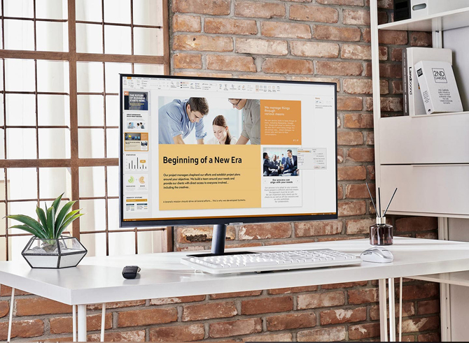 Samsung anuncia lançamento de monitores inteligentes com sistema Tizen