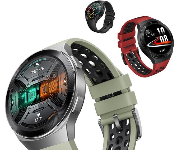Huawei Watch GT 2e e FreeBuds 3i já estão disponíveis oficialmente no Brasil