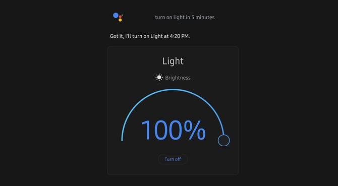Google Assistente permite programar comandos para lâmpadas inteligentes
