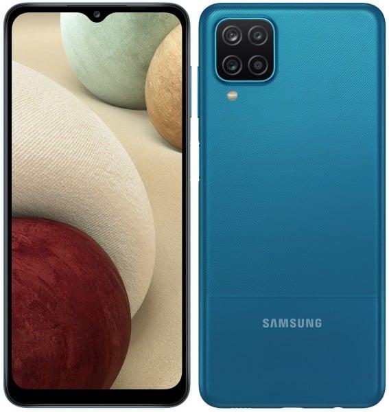 Samsung anuncia os smartphones Galaxy A12 e Galaxy A02s