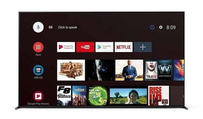 Atualização do YouTube para Android TV adiciona suporte para streaming de conteúdo em 8K
