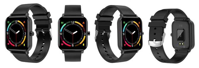 Novo smartwatch ZTE Watch Live traz bateria com duração de até 21 dias