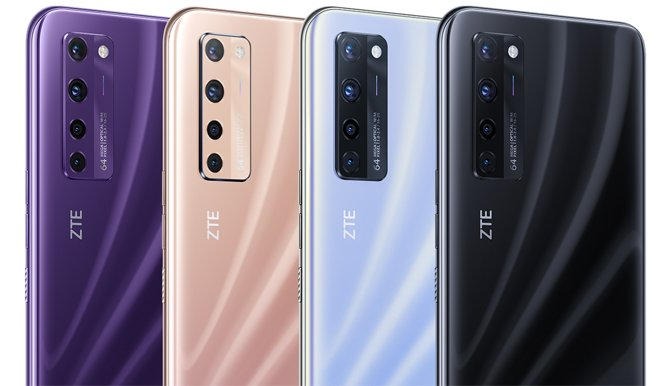 ZTE Axon 20 5G, primeiro celular com câmera sob a tela, lançamento global confirmado