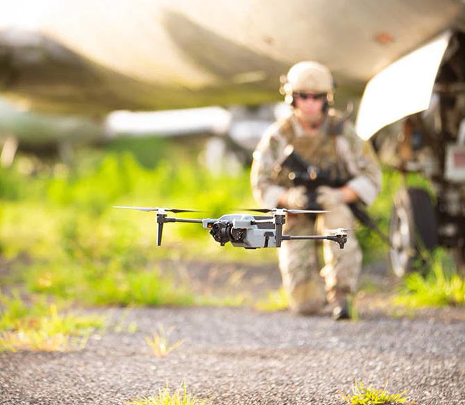 FLIR, referência mundial em produtos termais, compra fabricante de drones Altavian
