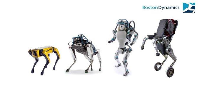 Fabricante de robôs Boston Dynamics é vendida para a Hyundai