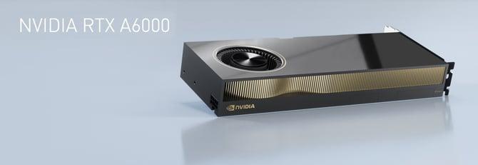 NVIDIA RTX A6000: Nova placa de vídeo para uso profissional já está em pré-venda