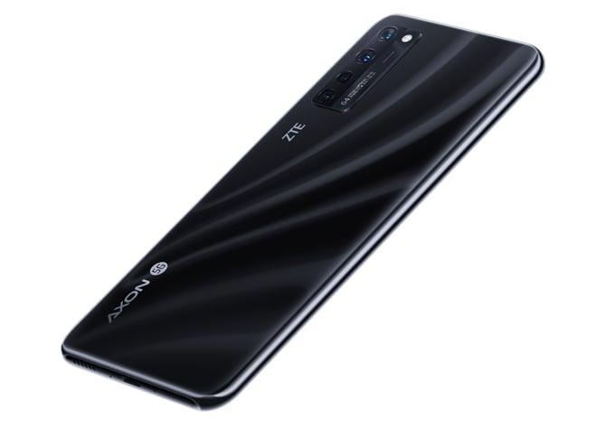 ZTE Axon 20 5G, primeiro celular com câmera sob a tela, já está disponível