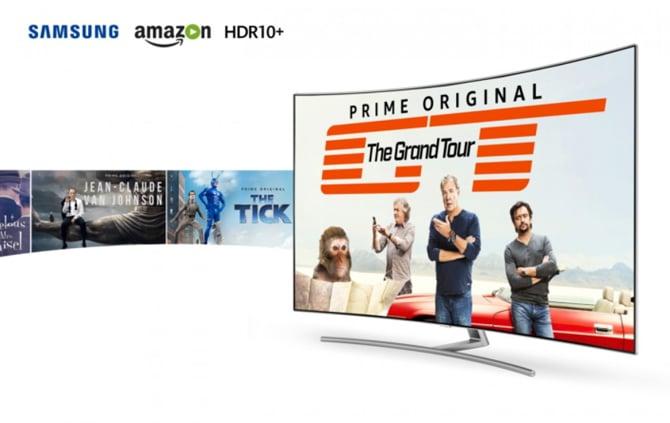 Samsung anuncia suporte para HDR10+ Adaptive em TVs QLED