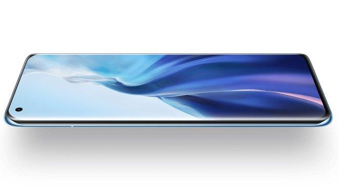 Tela do Xiaomi Mi 11 é elogiada por sua exibição precisa de cores