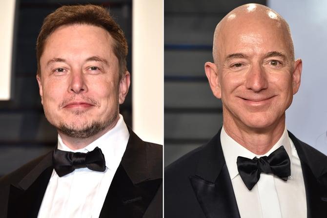 Elon Musk passa Jeff Bezos e agora é a pessoa mais rica do mundo