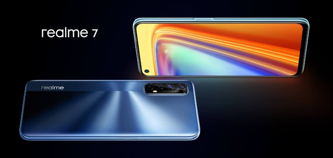 Smartphones Realme 7 e Realme 7 Pro chegam ao Brasil por R$ 2.299 e R$ 2.799