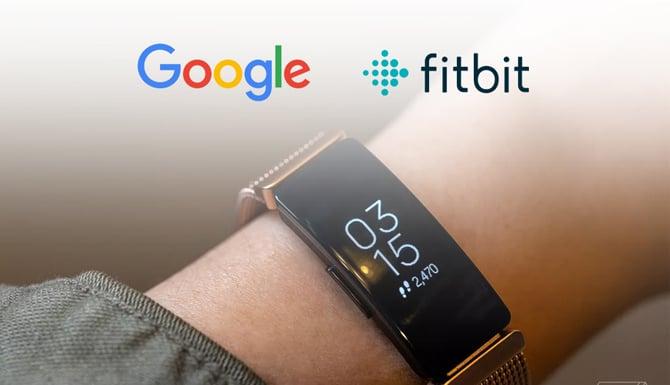 Fitbit agora é oficialmente da Google