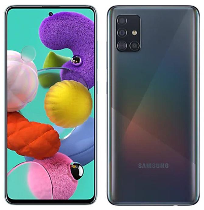 Samsung Galaxy A51 começa a receber a One UI 3.0 com Android 11