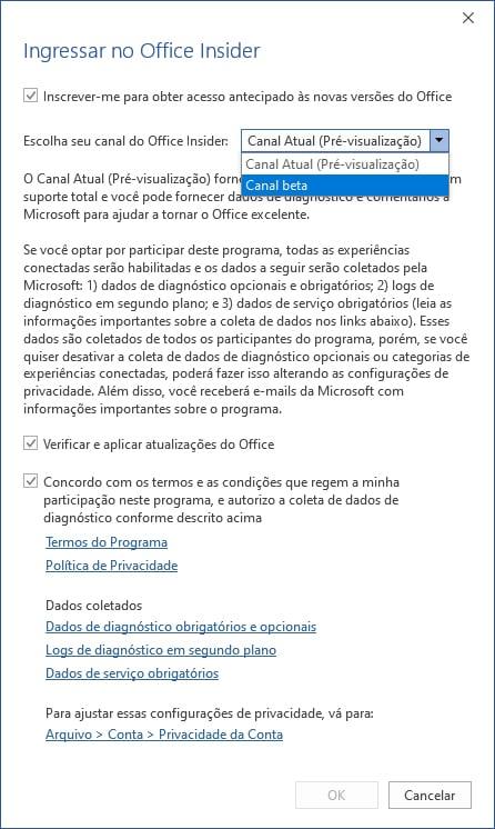Modo escuro do Microsoft Word agora pode ser aplicado aos documentos