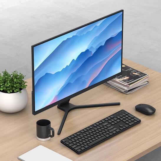 Redmi lança monitor Full HD de 27 polegadas com taxa de atualização de 75Hz