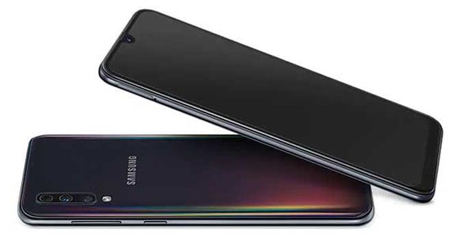 Samsung Galaxy A50 recebe atualização para o Android 11 e One UI 3.0