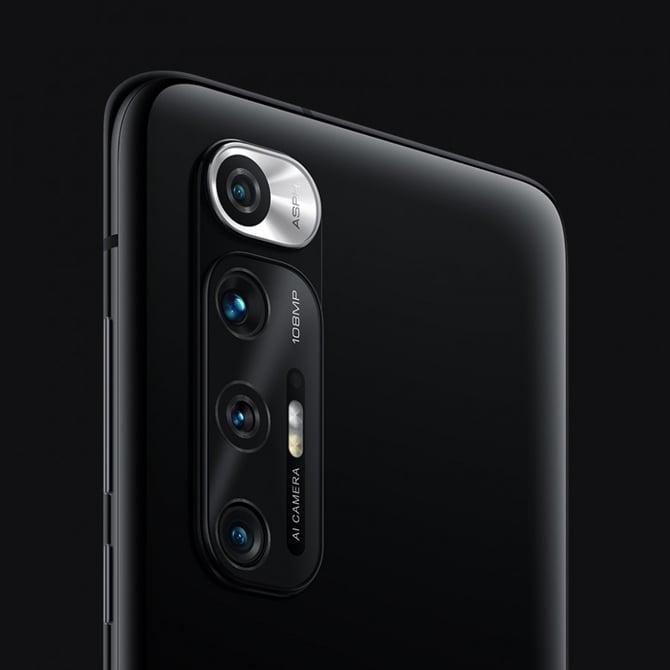 Xiaomi Mi 10S é anunciado com Snapdragon 870, câmera de 108MP e tela AMOLED