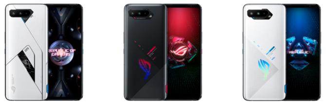ASUS ROG Phone 5 recebe sua primeira atualização
