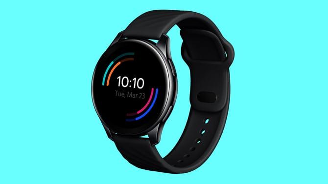 OnePlus Watch aparece por inteiro em imagem pela primeira vez